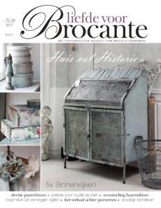 Magazine Liefde voor Brocante